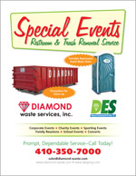 Special Event Service Flyer