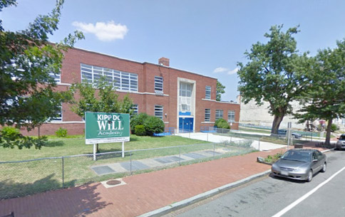Diamond Waste provided roll-off dumpsters for the KIPP: Will Academy project