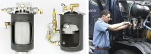 Diamond Fleet Services - Oil Filtration System
